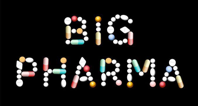 Big Pharma Medicine Pills