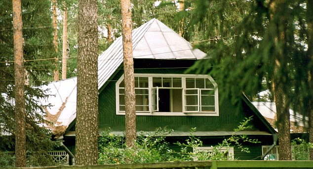 PROPERTY IN RUSSIA, MOSCOW, British spy George Blake's Dacha nea