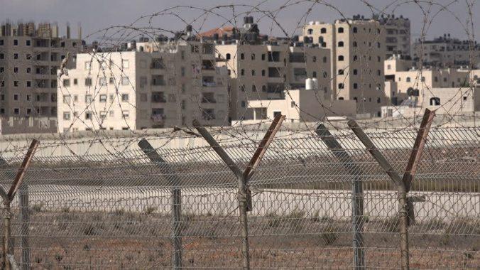 Ramallah fences