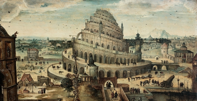Abel_Grimmer_attr._-_The_Tower_of_Babel