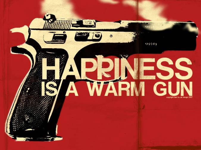 A_Warm_Gun_